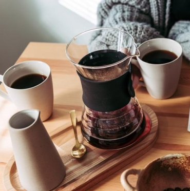 V60 Decanter at Home