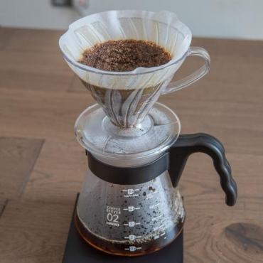 V60 Brewer On Server
