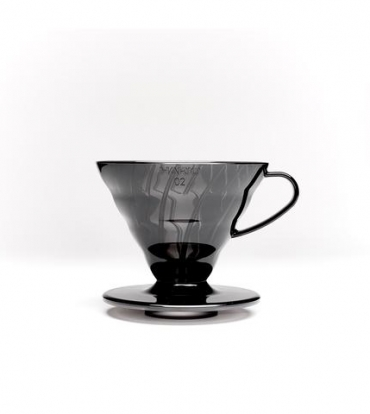Hario V60 Pourover Dripper Black