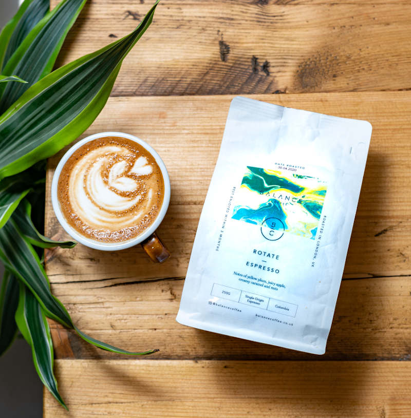 Rotate Espresso Coffee Beans - speciality coffee to try before you die