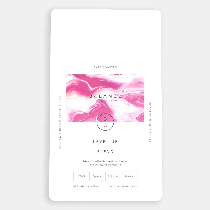 Speciality Coffee Beans - Level Up Blend