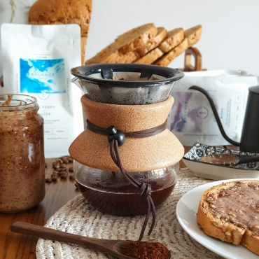 Boost Your Breakfast with Espresso Cashew Butter