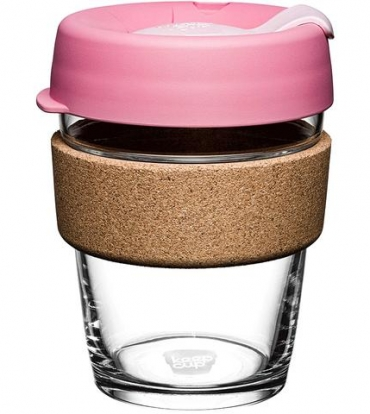 Pink Cork KeepCup