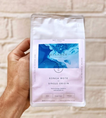 Ethiopia Single Origin Coffee