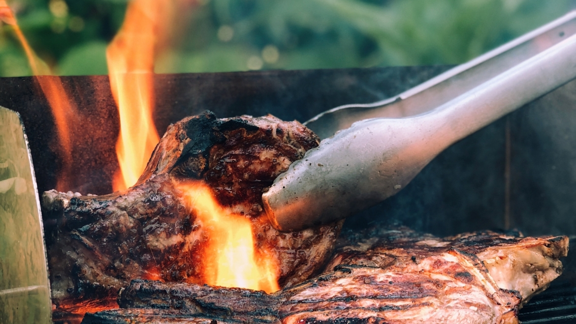 Celebrate Summer With a Coffee Barbecue Rub