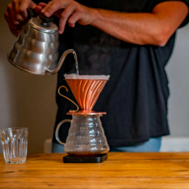 Why Does Filtered Water Make the Best Coffee?