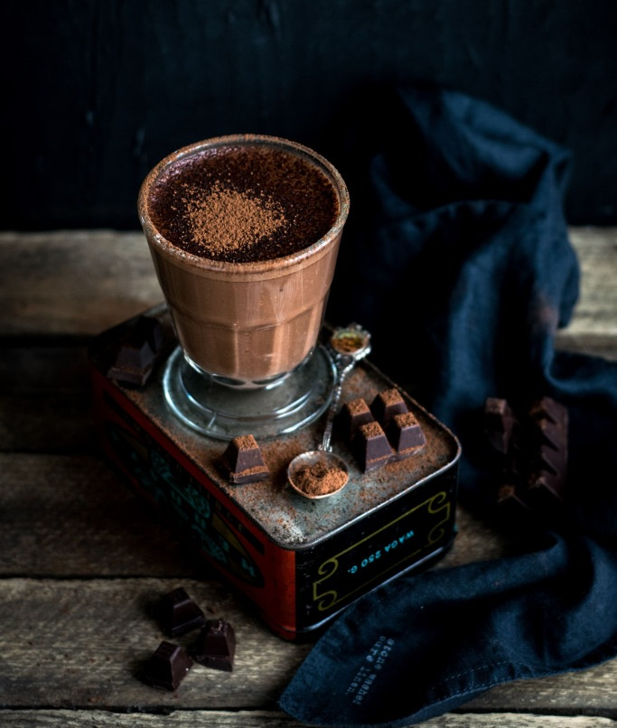 Honeyed Dark Chocolate Coffee