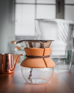 The Chemex is perfect for creating clean, balanced coffee