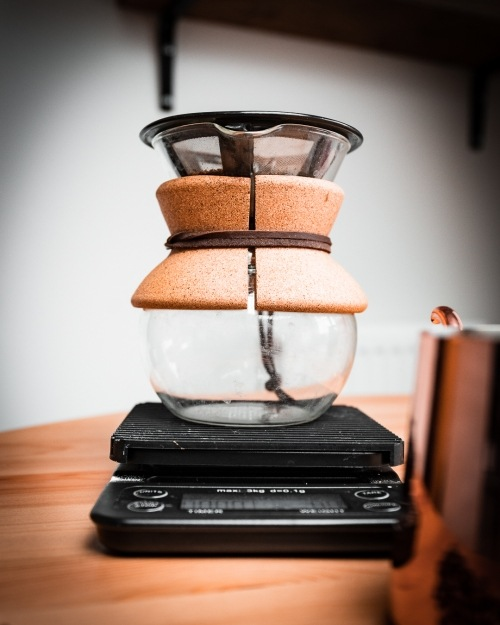 You can see why we love the Chemex! - chemex