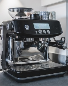 How to maintain your new Sage espresso machine to keep it looking beautiful