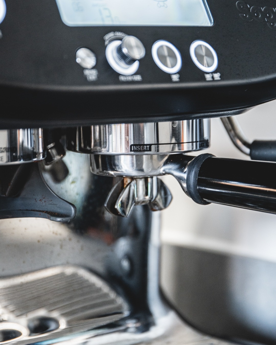 How to maintain your new Sage espresso machine