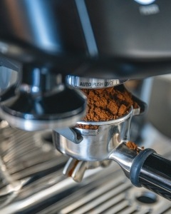 Keep your Sage espresso machine nice and clean!