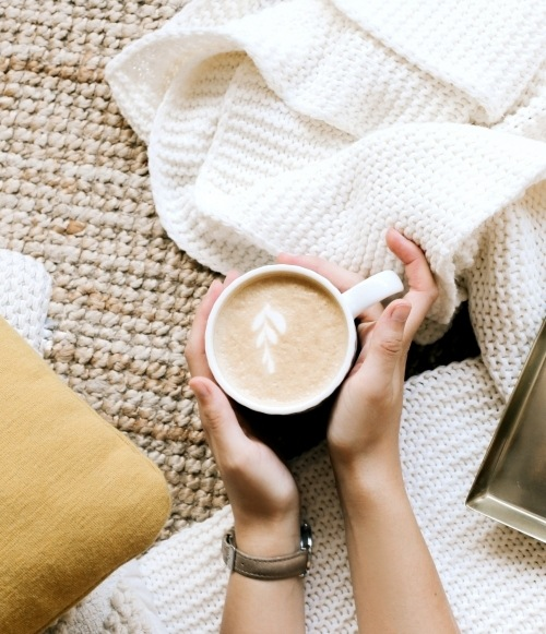 How to drink coffee mindfully with KARVE