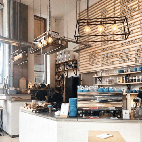 Little Victories is one of the coolest coffee shops in the UK