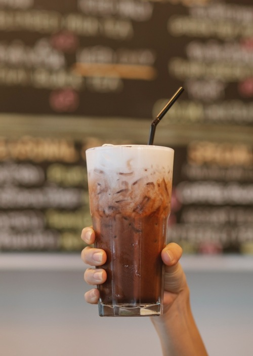 You have to try a Dublin iced coffee!