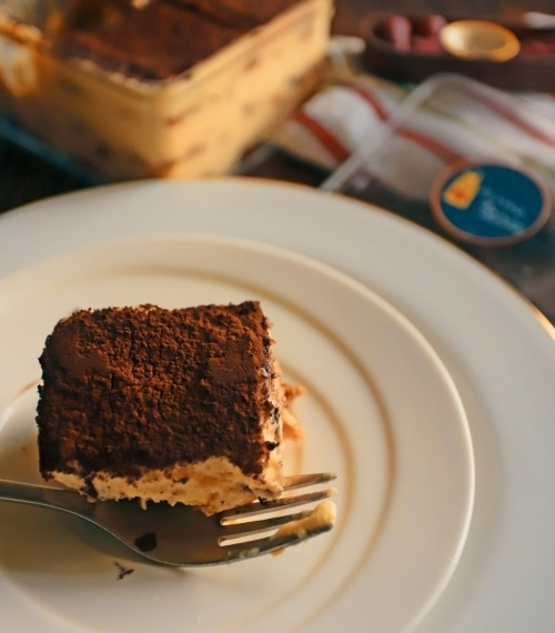 You have to try our incredible tiramisu recipe