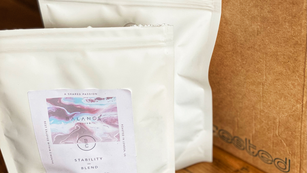 Sustainable coffee is now just a bag away