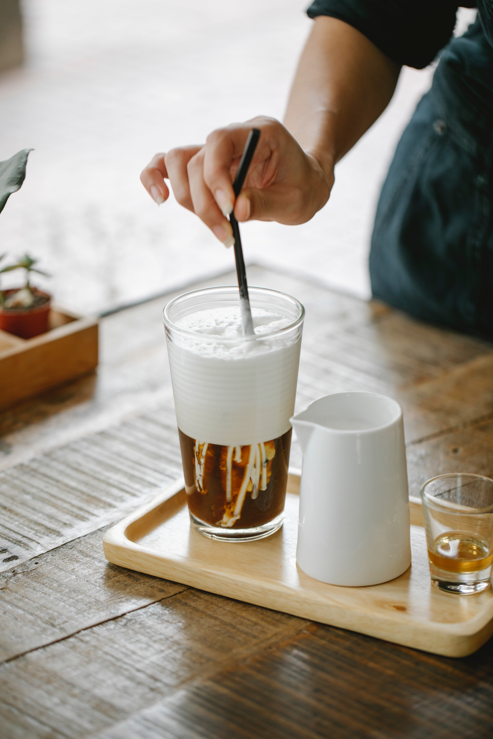 How to make Starbucks cold foam at home